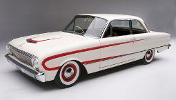 Classic 1960-65 Ford Falcon Parts Online